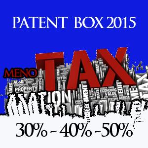 Patent Box 2015